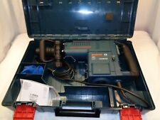 Bosch 14A Sds Max 120V Demolition Hammer W/Case ( New) # 11316Evs