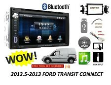 2012.5-2013 Ford Transit Connect Bluetooth touchscreen DVD USB CAR RADIO STEREO