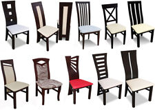 Chair Dining Chair Solid Wood Designer Leather Chair Chairs Dining Room Chairs