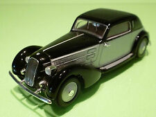 SOLIDO LANCIA ASTURA 1935 - BLACK 1:43 - RARE SELTEN - EXCELLENT CONDITION
