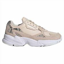 Zapatillas adidas Falcon W Crema Mujer