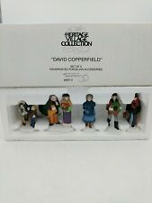 Dept. 56 Heritage Village Collection - David Copperfield Set of 5 #5551-4