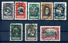 LIECHTENSTEIN 1921 53-60 gest TADELLOS (A7792
