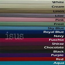 Unbranded Polyester Patternless Bedding Sheets