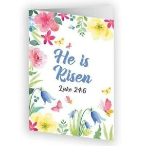 He is Risen Pack of 4 Cards