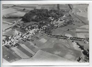 ZZ-4954/ Ringenwalde - Temmen  Foto seltenes Luftbild  ca.1935 18 x 13 cm