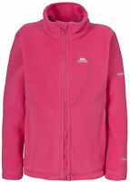 TRESPASS KIDS FULL ZIP 280gsm WARM  FLEECE JACKET TOP BOYS GIRLS AGE 5-12yrs