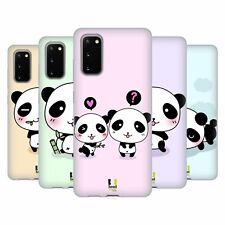 HEAD CASE DESIGNS KAWAII PANDA SOFT GEL CASE FOR SAMSUNG PHONES 1