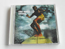 Funky Monkey - Superfox (CD Album) Used Very Good