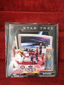 Playmates Toys Star Trek U.S.S. Enterprise Bridge Play Set (BNIB)