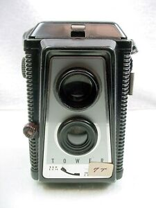 1950's Tower Twin Lens Reflex | 620 film | Tested | Rare | $20 |