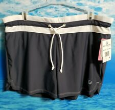 Free Country Swim Shorts XL 16 Built in Brief