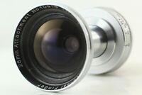 【MINT + 28mm Attachment】 Canon Universal Finder 35-135mm LEICA Rangefinder JAPAN