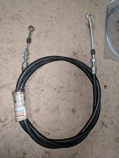 RANSOMES BRAKE CONTROL CABLE W128025-04