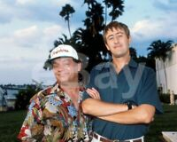 Only Fools and Horses (TV) Nicholas Lyndhurst, David Jason 10x8 Photo