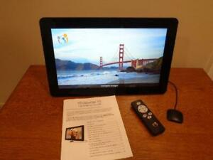 ViewClix 15 for Seniors Photo Smart Frame High Def Pictures Receive Video Calls
