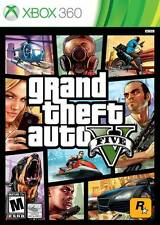 Grand Theft Auto 5 Xbox 360 Great Condition Complete Fast Shipping