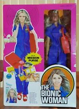 NOS MINT in BOX SEALED Bionic Woman SIX MILLION DOLLAR MAN KENNER Jaime Sommers!