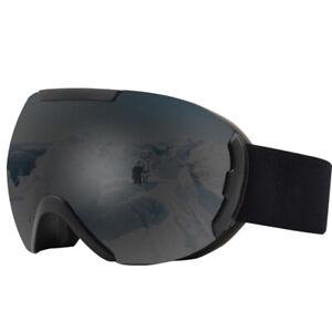 Ski Glasses Large Spherical Double Anti-fog Ski Equipment For Outdoor Sports