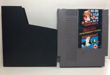 Super Mario Bros. & Duck Hunt -- NES Nintendo Game w/ Sleeve GUARANTEED! TESTED