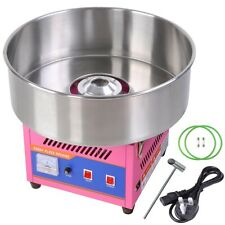 Electric Cotton Candy Machine Sugar Floss Commercial Maker Party Carnival UK