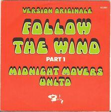 "MIDNIGHT MOVERS UNLTD ""FOLLOW THE WIND"" SOUL FUNK 70'S SP"