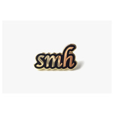 Pintrill smh Fashion Accessory Pin