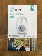 TP-Link Kasa Smart Wi-Fi Plug Works with Alexa and Google Assistant (HS100) NEW