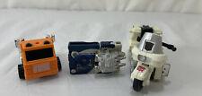 transformers g1 Lot 3 huffer , groove , overkill