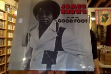 James Brown Get on The Good Foot 2xLP sealed vinyl reissue + bonus track