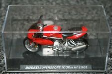 DUCATI SUPERSPORT 1000 2003 1:24 IXO Motorbike - Rare