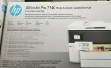 HP OfficeJet Pro Pro 7740 Wide Format All-In-One Inkjet Printer