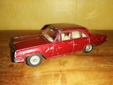 SUPERBE DINKY TOYS ORIGINAL OPEL ADMIRAL ROUGE