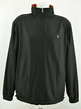 GANT New Haven Men Reversible Jacket Outdoor Zip Neck Coat Fleece Warmer Size XL