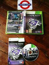 🎮Saints Row 3 Third Xbox 360 Ottima Edizione Italiana Completa