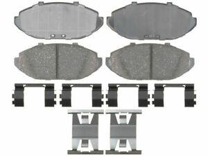 Front Brake Pad Set 4TQM53 for Mercury Grand Marquis 1998 1999 2000 2001 2002