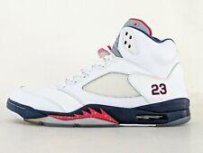 Nike Air Jordan 5 Retro Sz 15 Independence Day 136027-103 Limited Classic AJ V