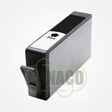 1 BK 564XL 564 XL Ink Cartridge for HP PhotoSmart D5445 D5460 7510 7560 printers