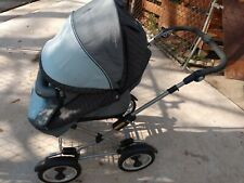 Silver Cross baby carriage stroller buggy pram bassinet carrier cart