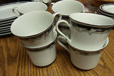 VINTAGE NITTO KABUKI T 75 CHINA JAPAN 8 COFFEE CUPS