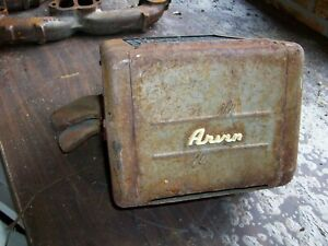 ANTIQUE Vintage ARVIN Simple Under Dash Car Heater