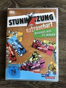Stunksitzung Extrascharf - Bissiges aus 25 Jahren,DVD,sehr guter Zustand