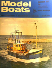 November Model Boats Hobbies & Crafts Magazines