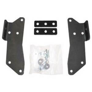 "Performance Accessories 2"" Rear Bumper Bracket for GM C1500/C2500 Gas PU '88-'98"