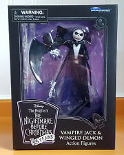 Vampire Jack Skellington Nightmare Before Christmas NBC Winged Demon 25 Diamond