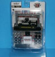 M2 Machines 1976 GMC Sierra Grande 15 Square Body Pickup Truck Model Kit R32