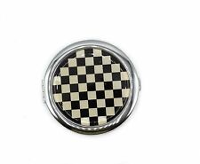 Ladies Compact Mirror, Small Elegant Collectible Pocket Mirrors for Your Purs.