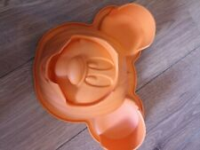 Disney Mickey Mouse As Pumpkin Silicone Bakeware Cake Tin