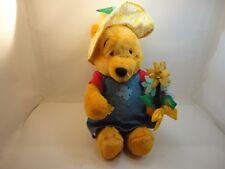 "Disney Winnie The Pooh as Flower Gardener 17"""