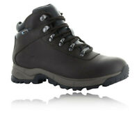 Hi-Tec Mens Eurotrek Lite Waterproof Walking Boots Brown Sports Outdoors